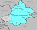 Uyguristan Map.PNG