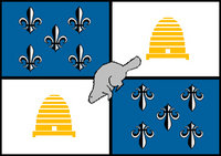 Flag of Nouvelle Cournouaille