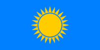 State flag of Turkestan
