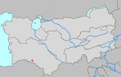Aşğabat in Turkestan