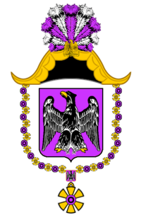 Coat of arms of Saint-Domingo